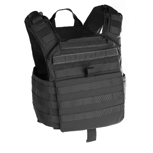 Rifle Plate Carrier Vest by Shellback Tactical in The Gunman