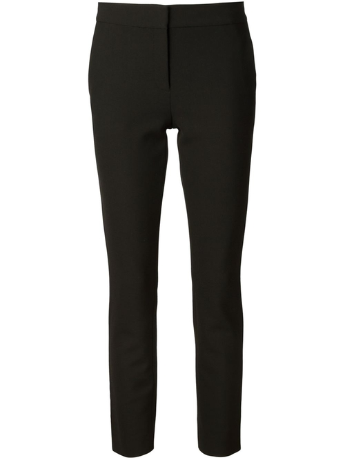 Slim Fit Trousers by Diane Von Furstenberg in Our Brand Is Crisis