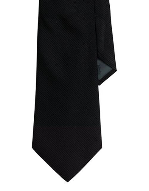 Solid Silk Tie by Ralph Lauren in Mortdecai