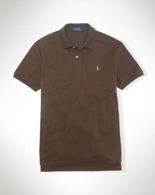 Pima Soft-touch Polo Shirt by Ralph Lauren in Hall Pass