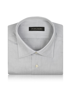 Cotton Dress Shirt by Forzieri in Regression