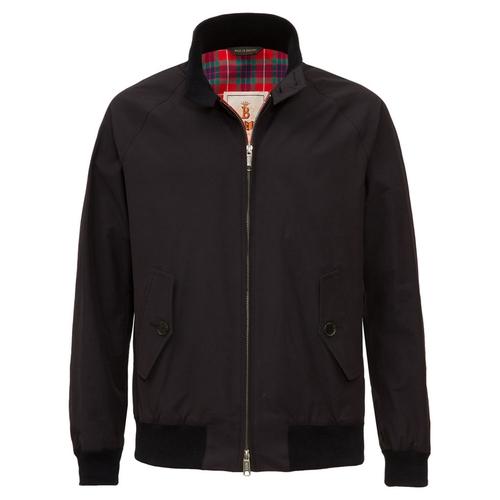 G9 Classic Harrington Jacket by Baracuta in The Man from U.N.C.L.E.