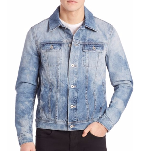 Dart Denim Jacket by AG in Empire - Season 3 Episode 1