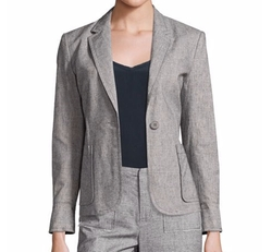 Tweed Schoolboy Blazer by ATM Anthony Thomas Melillo in The Layover