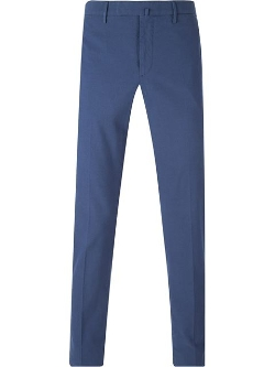 Classic Chino Pants by Incotex in Love & Mercy