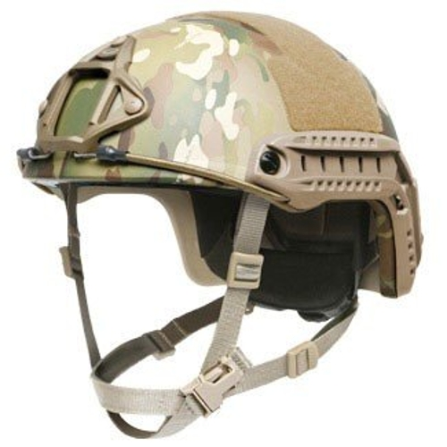 Fast Ballistic High Cut Helmet by Ops-Core in Max