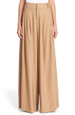 'Scarlet' Flare Pants by Alice + Olivia in The Flash