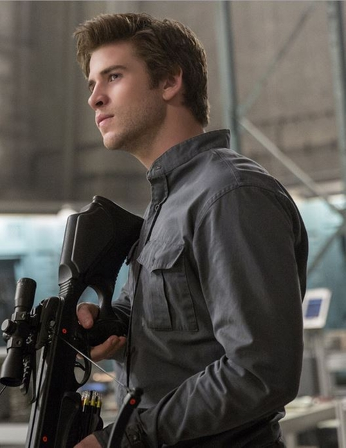 Custom Made Men's Coverall (Gale Hawthorne) by Kurt and Bart (Costume Designer) in The Hunger Games: Mockingjay - Part 2