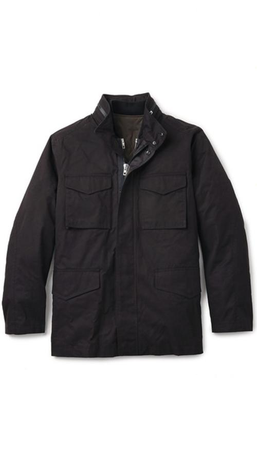 Division Jacket by Rag & Bone in Contraband