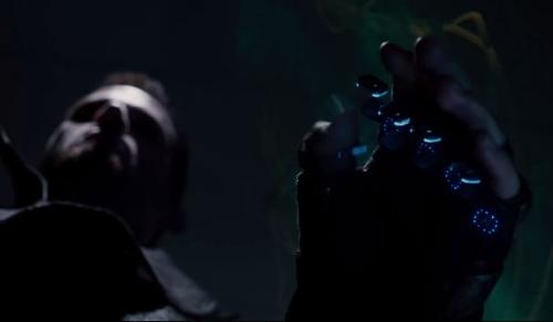 Custom Made Caine Gloves (Caine) by George Hull (Lead Conceptual Designer) in Jupiter Ascending