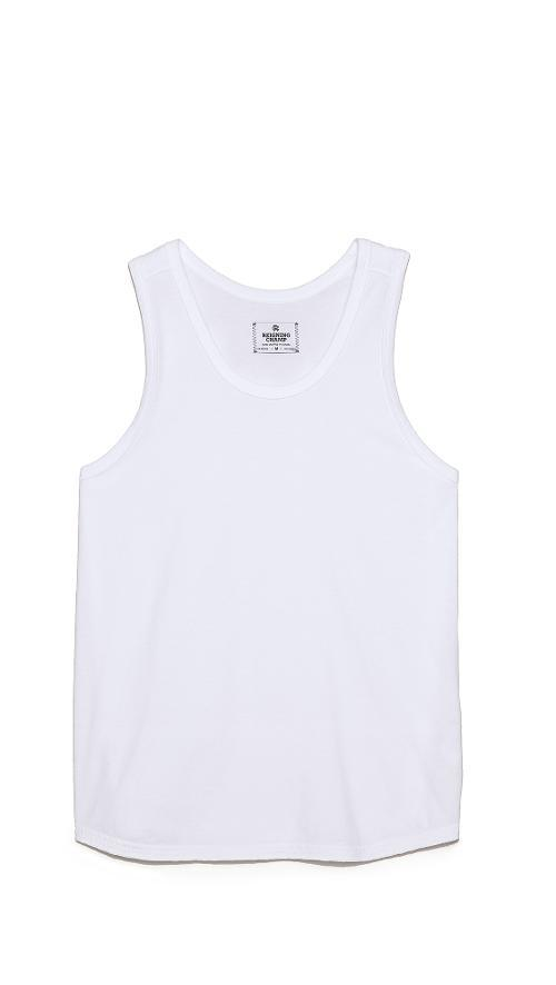 Tank Top by Reigning Champ in Wish I Was Here