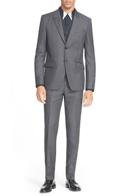 Wool Suit by Givenchy in Elementary