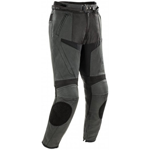 Stealth Sport Leather Perforated Motorcycle Pants by Joe Rocket in Mission: Impossible - Rogue Nation