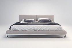Chelsea Bed by Modloft in Get Hard
