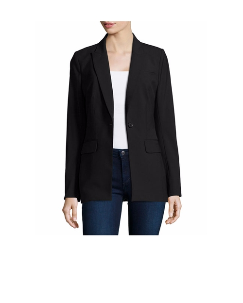 Long & Lean Blazer Jacket by Veronica Beard in House of Cards - Season 4 Episode 3