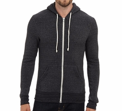 Rocky Zip Hoodie by Alternative in Silicon Valley