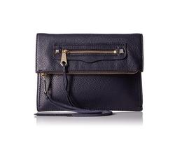 Small Regan Clutch Bag by Rebecca Minkoff in Pitch Perfect 3