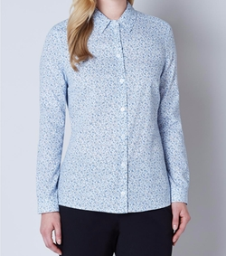 Ditsy Print Cotton Blouse by Viyella in Fantastic Beasts and Where to Find Them