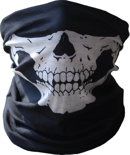 Half Face Skull Mask by Xpassion in The Purge: Election Year