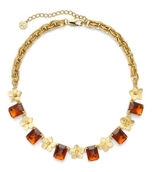 Cecily Short Necklace by Tory Burch in Lee Daniels' The Butler