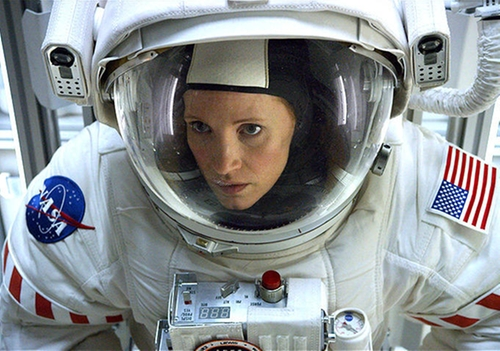 Custom Made White Astronaut Suit by Janty Yates (Costume Designer) in The Martian