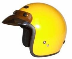 Open Face Helmet by Billys Biker Gear in On Her Majesty's Secret Service