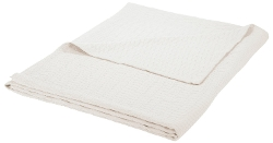 All Season Luxurious Cotton Blanket by Impressions in Southpaw