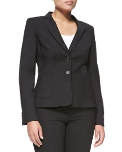 Two-Button Blazer by Escada in Pitch Perfect 2