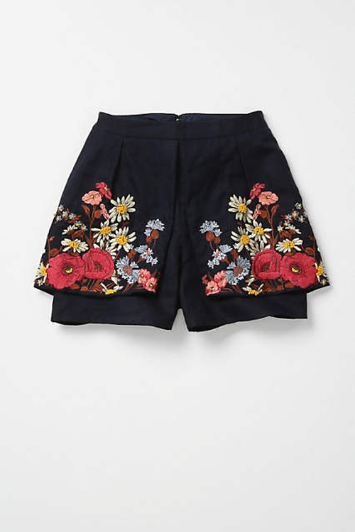 Wind Garden Culottes by Anthropologie in Pitch Perfect