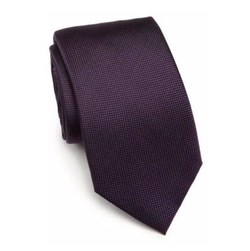 Solid Silk Tie by Saks Fifth Avenue Collection in Designated Survivor