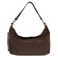 Sadie Glazed Shoulder Bag by Ellington in Knocked Up
