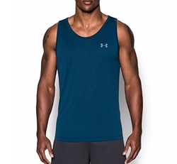 Tech Tank Top by Under Armour in Baywatch