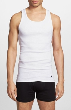 Classic Ribbed Tank by Polo Ralph Lauren in The Fate of the Furious