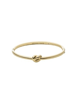 Gold-Tone Knot Bracelet by Michael Kors in Magic Mike XXL