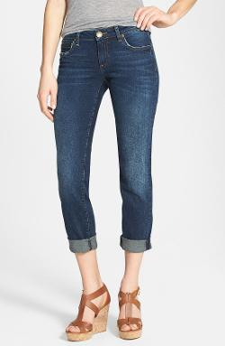 'Le Garcon' Boyfriend Jeans by Frame Denim in Laggies