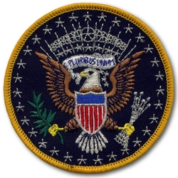 Presidential Seal Patch by US Wings in House of Cards