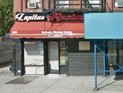 New York City, New York by Lupita's Restaurant in Top Five