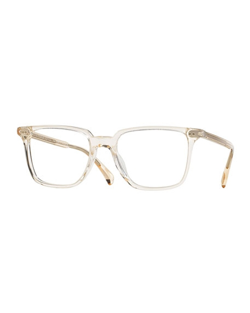 Optical Glasses by Oliver Peoples in Bleed for This