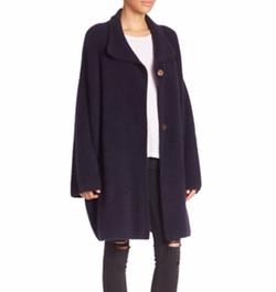 Avril Angora Cardigan Coat by Diane von Furstenberg in Gypsy