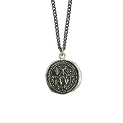 Nurturing Talisman Necklace by Pyrrha in Arrow