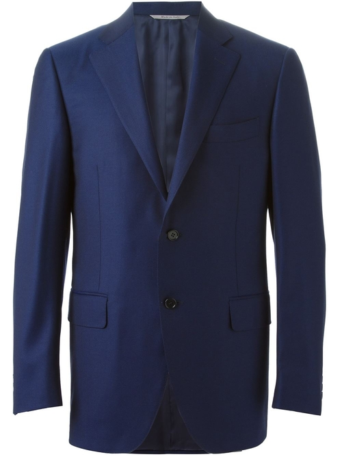 Two Piece Suit by Canali in Suits - Season 5 Episode 1