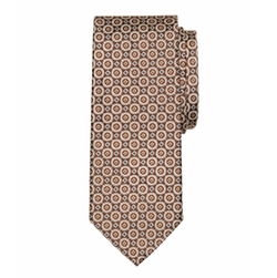Tonal Medallion Tie by Brooks Brothers in The Blacklist