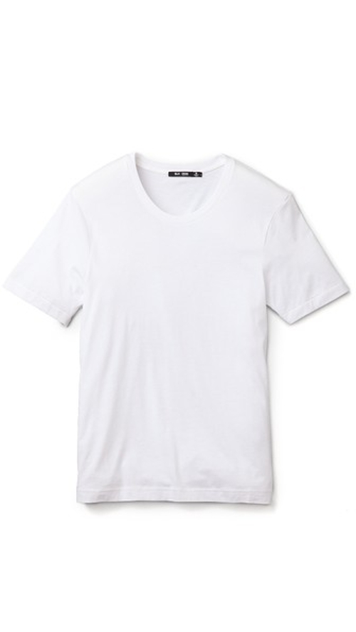 Classic Crew Neck T-Shirt by BLK DNM in Love & Mercy