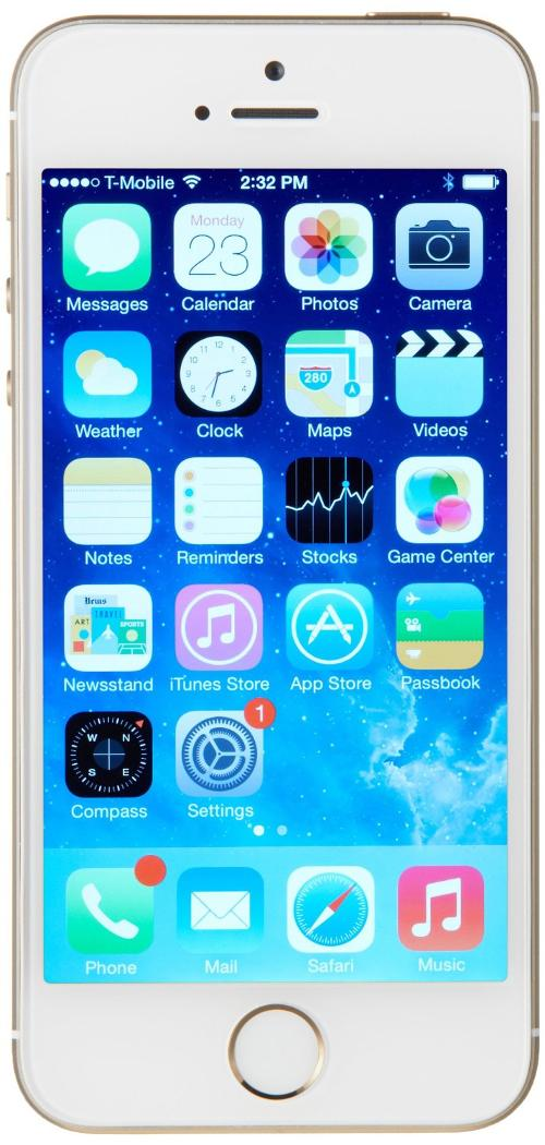iPhone 5s by Apple in The Other Woman
