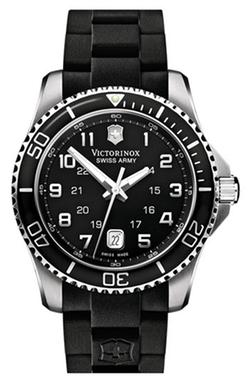 'Maverick GS' Rubber Strap Watch by Victorinox Swiss Army in Secret in Their Eyes