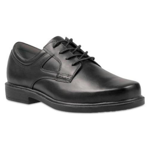 Oxford Mens Leather Dress Shoes by Propet in Let's Be Cops