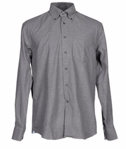 Single Chest Pocket Shirt by Del Siena in New Girl