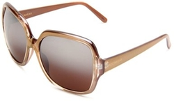 Incandescent Oversized Rectangular Sunglasses by Rocawear Sunwear in Wet Hot American Summer