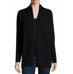 Cashmere Draped Cardigan by Neiman Marcus Cashmere Collection in How To Get Away With Murder