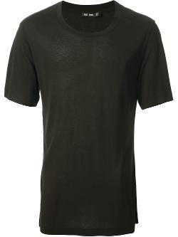 crew neck t-shirt by BLK DNM in Million Dollar Arm